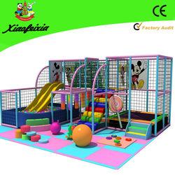 children commercial indoor playground equipment