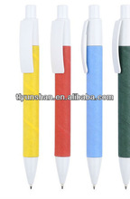 Promotional Colored Eco Ballpen