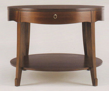 Classic Round MDF Table 600 x 700 x 700mm