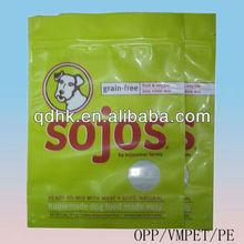 three-side sealing zipper bag for food making machine