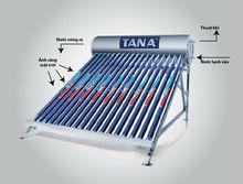 Tan A Solar water heater