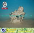 hot vente de jardin lion en céramique chinoise