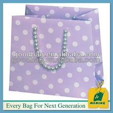 2013 Fashion Bespoke Luxury Shopping Paper Bag for Clothes,MJ-0363-K,guangzhou