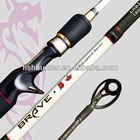 wholesale light carbon fiber bass fishing rod fishing rod parts