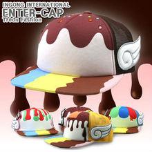 Cute Angel Ice Cream water cap