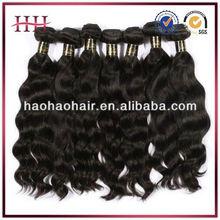 Unprocessed full cuticle 100% virgin 3 bundles hair weaving,5A grade 3 bundles remy hair weaving for sale