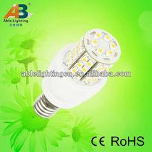 9w high power led light bulb warm white 5050 48smd 360degree corn lamp 650lm bulb e14 led spot light