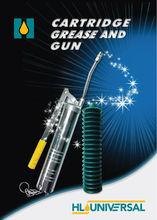Cartridge Grease and Gun