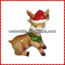 2013 new design multi-typed christmas decorative deer