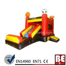Inflatable Long Slide Sports Combo For Children