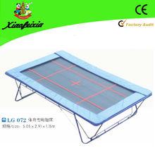 gymnastic mini trampoline/gymnastic square trampoline