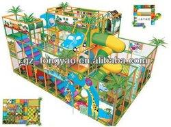 indoor playground kids multiple play activity jungel gym