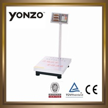 300kg lcd display platform digital scale