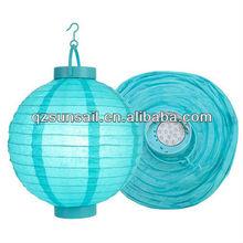 Round Ball Lighting up Paper Lanterns