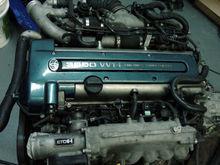 USED ENGINE,FRONT CLIP HALF CUT,ENGINE 2JZ-GTE VVTI TURBO FOR TOYOTA JZX81 JZX90 JZX100
