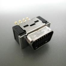 10114-3000PE 3M connector 14 pin MDR Shilelded Solder Plug