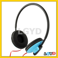 Easy carrying High Performance Professional Stereo Headphone for iPad and mobile phone