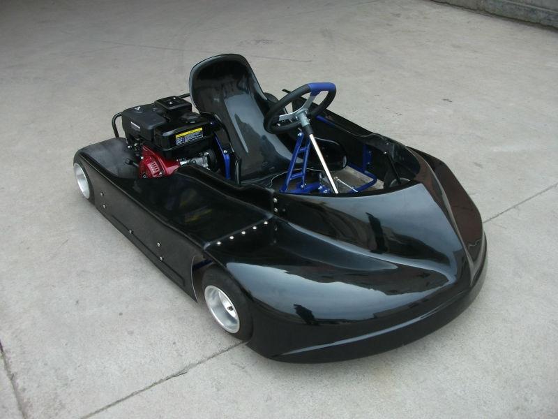 Cheap Racing Go Kart Road Rat Motors LTO Dirt Kart 6.5hp Motor