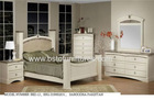 elegant white bed room furniture