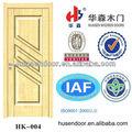 de estilo indio nuevo tallado profundo interior de madera de diseño de la puerta