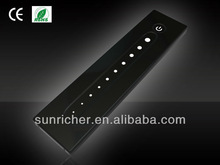 LED full touch smart remote controller for single color