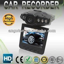 HD DVR 270 Degree Flip Color Screen External Battery Car dvr Recorder