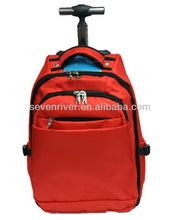 Trolley stock backpack bags for traveling