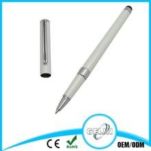 2 in 1 metal ballpoint pen refills stylus pen