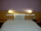 led bed headboard flexible led reading wall light