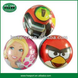 high quality pu photo stress ball