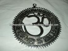 metal mask hindu gods