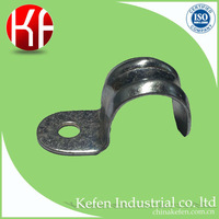 GI conduit saddle clamp of 20mm 25mm 32mm electrical steel pipe