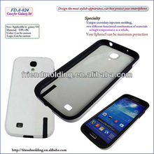 2014 new trendy plastic pc tpu cell Phone housing For Samsung Galaxy S4,tpu mobile phone case,tpu smartphone case for samsung