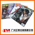 Venta caliente barato de encargo profesional para adultos gratis de impresión de revistas