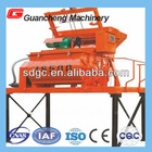 JS500 JS750 JS1000 Concrete mixing machine with skip