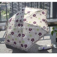 2013 Mini single fold umbrella with nice looking