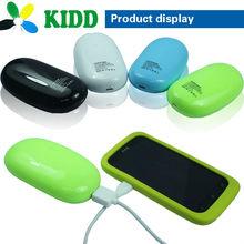 Newest! 2600mAh Lipstick Mini Portable Power bank smart phone