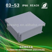 Waterproof Aluminum Enclosure Box Die Cast