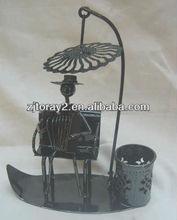 New style metal decoration craft and iron handicraft