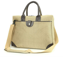 14 inch fashion designer nylon laptop bags with high quality