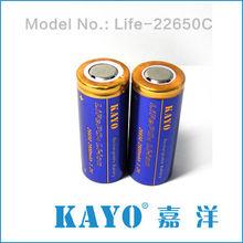 Panasonic 18650 battery high quality 3.7V 2900mAh lithium ion battery