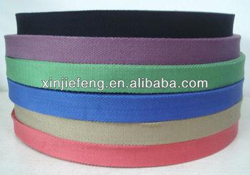 Cotton Webbing for Garment Accessories