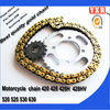 Motorcycle parts chain sprocket,China manufacturer motorcycle chain,new product high quality motorcycle chain
