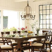 Charming classic north american black Chandelier lightings ETL84150