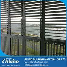 Aluminium Louver Window/Outdoor Aluminum Shutters