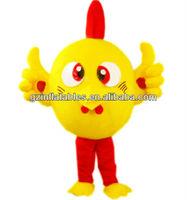 turkey inflatable chicken cartoon costume