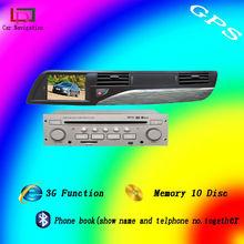 car radio dvd gps navigation system citroen c5 built-in gps /bluetooth/ am/fm radio/tv