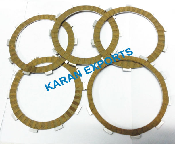 TVS King Clutch Plates