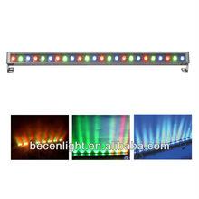 36pcs LED waterproof wall washer IP65 led wall wash light
