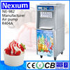 Precooling System magnum ice cream machine